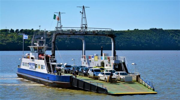 passage east car ferry