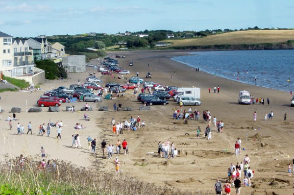 Duncannon Beach Crispin Purdye [CC BY-SA 2.0 (https://creativecommons.org/licenses/by-sa/2.0)], via Wikimedia Commons