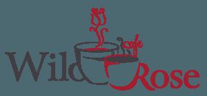 wild rose cafe logo transparent