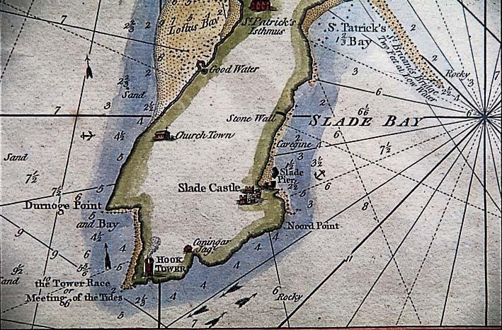 Hook head Map
