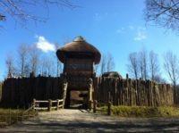 Irish National Heritage Park Ringfort